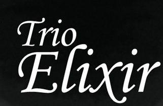 Nouvelle affiche pour le Trio Elixir